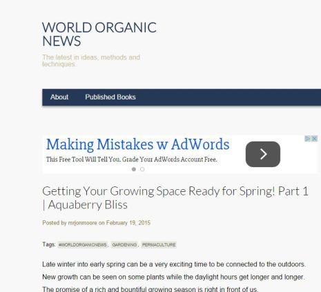 GROWINGSPACEWORLDORGANICNEWS